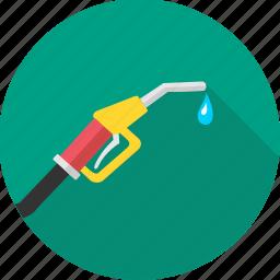 diesel, fuel, gas, gasoline, oil, petrol, pump icon