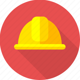 construction, construction cap, helmet, labor, labour, safety, worker icon