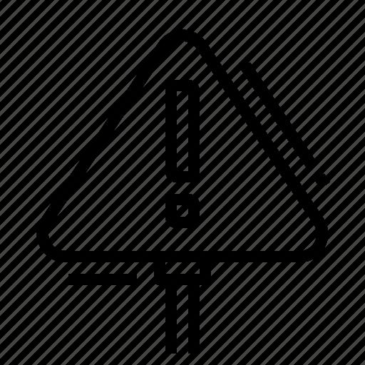 Alert, danger, sign, warning icon - Download on Iconfinder