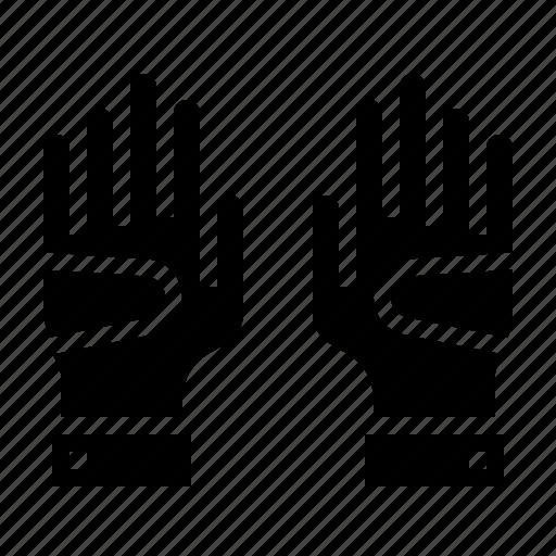 Construction, glove, gloves, hand, working icon - Download on Iconfinder
