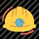 construction, equipment, helmet, safety, working
