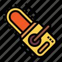 construction, equipment, machine, saw, tools icon