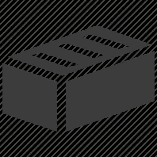 block, brick, construction icon