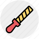 .svg, carpentry, construction, construction tool, hand tool, rasps, repair tool icon