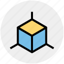 .svg, box, cardboard, construction, delivery, package, packaging icon