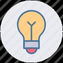 bulb, electric lamp, light, light bulb, light emitting diode, power station