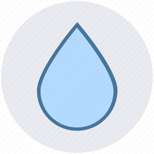 construction, drop, material, oil, tools, water icon