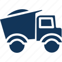 crane, delivery, delivery van, lifter, lifting machine icon