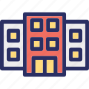 building, building construction, home, home construction, house icon