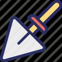 dig tool, diy, gardening, shovel, spade icon