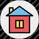 .svg, building, construction, home, house, hut, real estate