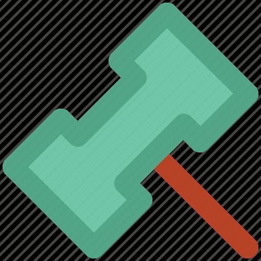 Construction, hammer, hammer avengers, marvel hammer, thor hammer icon - Download on Iconfinder