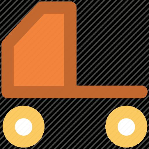 delivery, delivery van, sedan delivery, van, vehicle icon