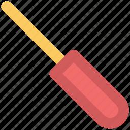 diy, hardware tools, repair tool, screwdriver, screwdriver tool icon