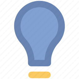 bulb, electric light, electricity experiment, flash bulb, incandescent lamp icon