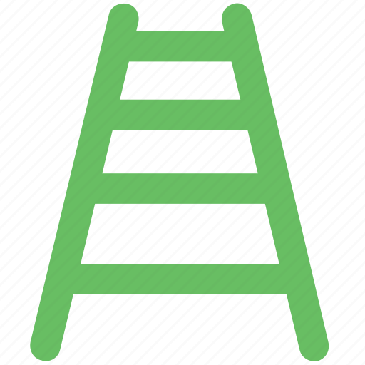 Ladder, railing stair, staircase, stairs, steps, wood stairs icon - Download on Iconfinder