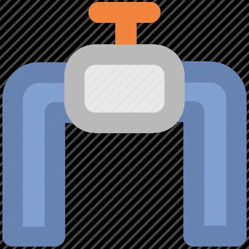 Faucet, nal, plumbing, tap, valve, water nal icon - Download on Iconfinder