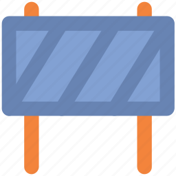 boundary, construction banner, construction barricade, construction barrier, hazard banner, under construction barrier, warning icon