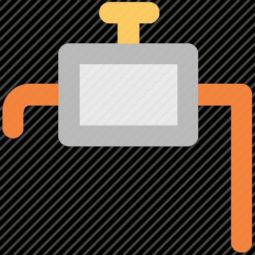 Faucet, plumbing, spigot valve, tap, valve, water tap icon - Download on Iconfinder