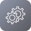construct, gear, optimize, repair, setting icon