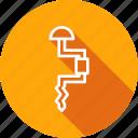 construction, equipment, tool, vise icon