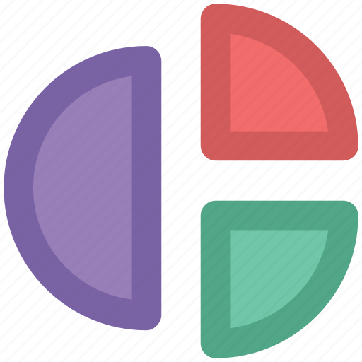 analysis, analytics, chart, pie, pie chart, statistic, stats icon