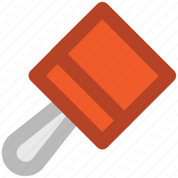 brush, color brush, color tool, paint brush, painting, painting brush icon