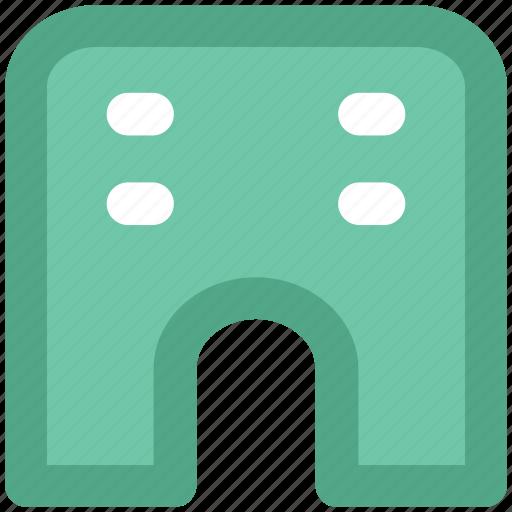 Door, doorway, entrance, entranceway, entryway, gate, gateway icon - Download on Iconfinder