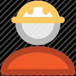 architecture, engineer, labourer, worker, workman icon