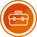 box, equipment, mechanic, tool, tools icon