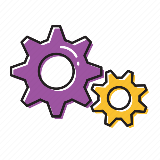 Building, construction, settings icon - Download on Iconfinder