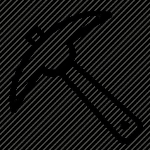 maintenance, picket, tools icon