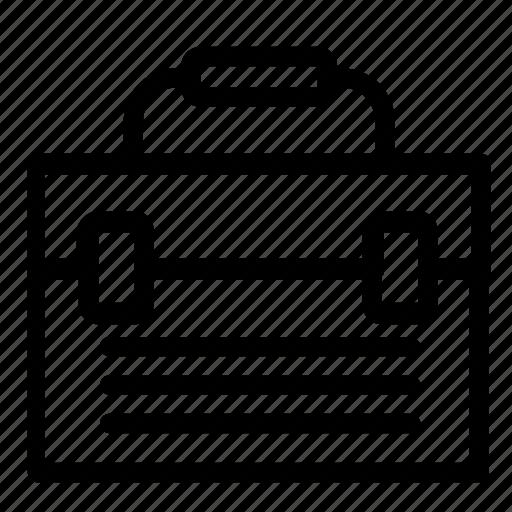 maintenance, toolbox, tools icon