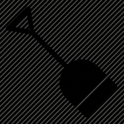 construction, maintenance, shovel icon