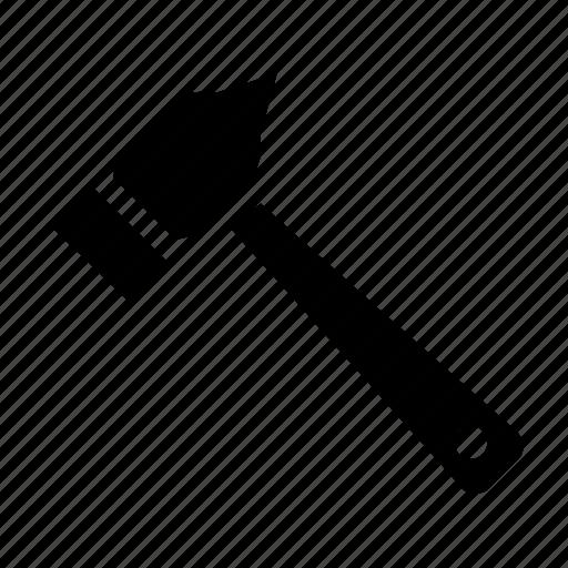 construction, hammer, maintenance icon