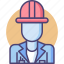 construction, worker
