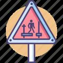 scaffolding, scaffolding incomplete icon