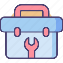box, toolbox icon