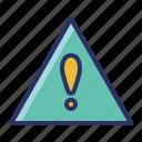 attention, builder, caution, construction icon