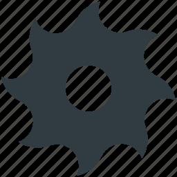 circular saw, circular saw blade, power tool, saw wheel, saw wheel blade icon