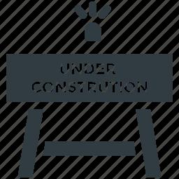 barrier, construction banner, construction barrier, street barrier, traffic barrier icon
