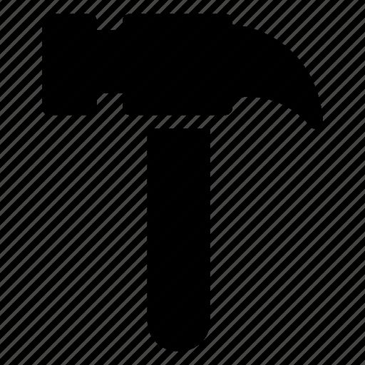 config, hammer, htaccess, mallet icon
