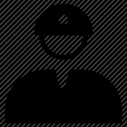 builder, constructor, developer, worker icon