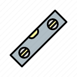 construction, level, low, tool, work icon