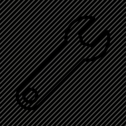 repair, settings, tool, wrench icon