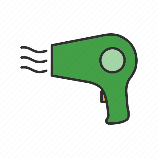 air, blower, clean, cleaner icon