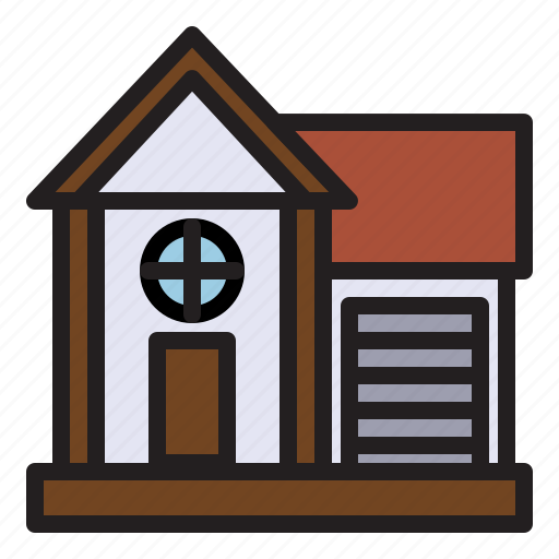 Home, house, property icon - Download on Iconfinder