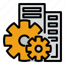 building, mechanic, repair icon