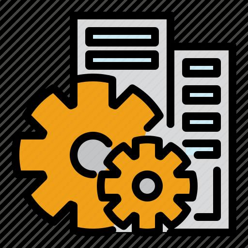 building, mechanic, repair icon