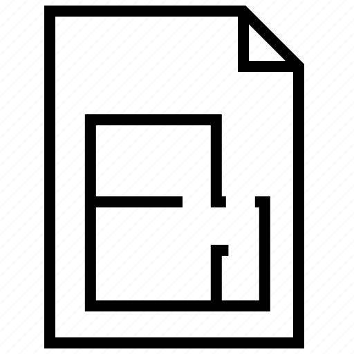 architect, building, construction, design, develop, plan, project icon